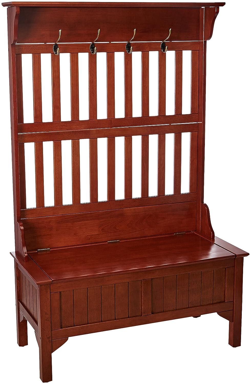 Amazon.com: Home Style 5649 – 49 Full salón Árbol y banco de ...