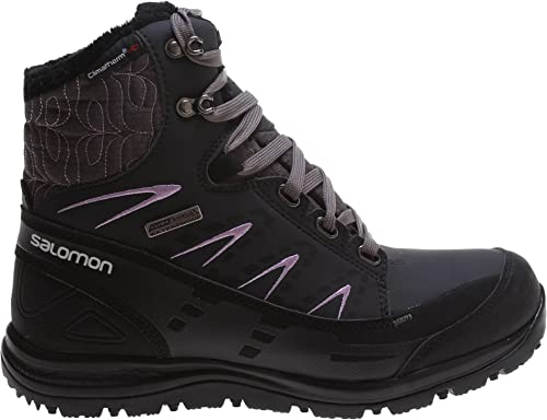 Salomon Women's Kaina Mid CS Waterproof W Snow Boot