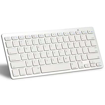 8c5d135c84f OMOTON Ultra-Slim Bluetooth Keyboard Compatible with 2018 iPad Pro 11/12.9,  New