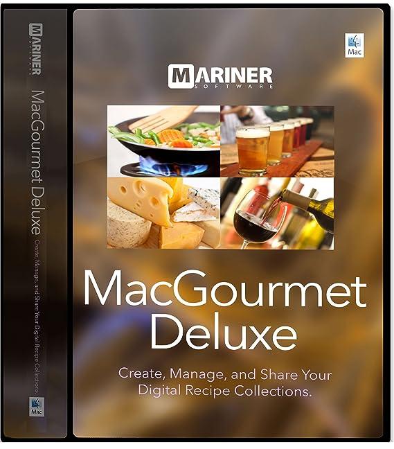 Amazon macgourmet deluxe 42 download software forumfinder Gallery