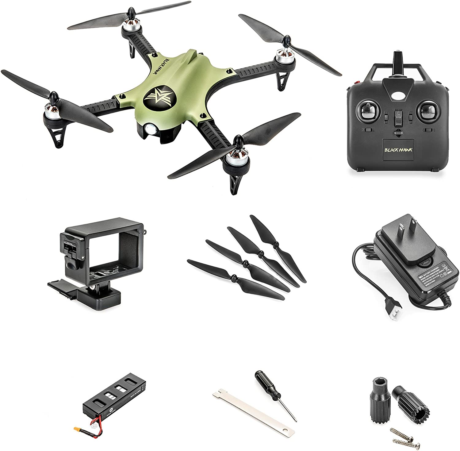 Altair Aerial Blackhawk review and instruction to use