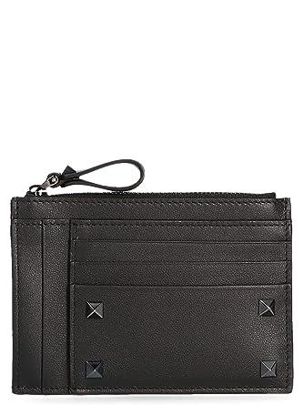 Valentino Luxury Fashion RY2P0688VH30NO - Tarjetero para ...