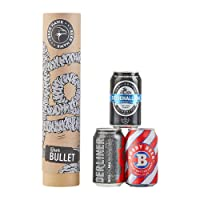 Beer Hawk Lager Favourites Bullet – Craft Beer Selection Gift Set Box