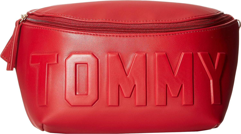 Amazon.com: Tommy Hilfiger Chiara - Bolsa de PVC para mujer ...