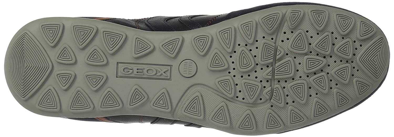 Geox Schuhe Schnürschuhe Schnürschuhe Schnürschuhe Halbschuhe Freizeitschuhe Ravex Blau 457f9e