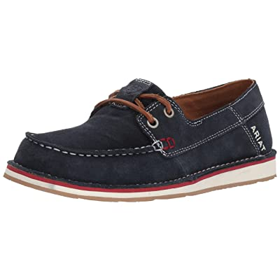 Amazon.com | Ariat Cruiser Castaway Slip On Shoe | Loafers & Slip-Ons