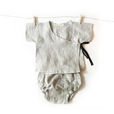 Baby Kimono Sets Premium Quality Linen
