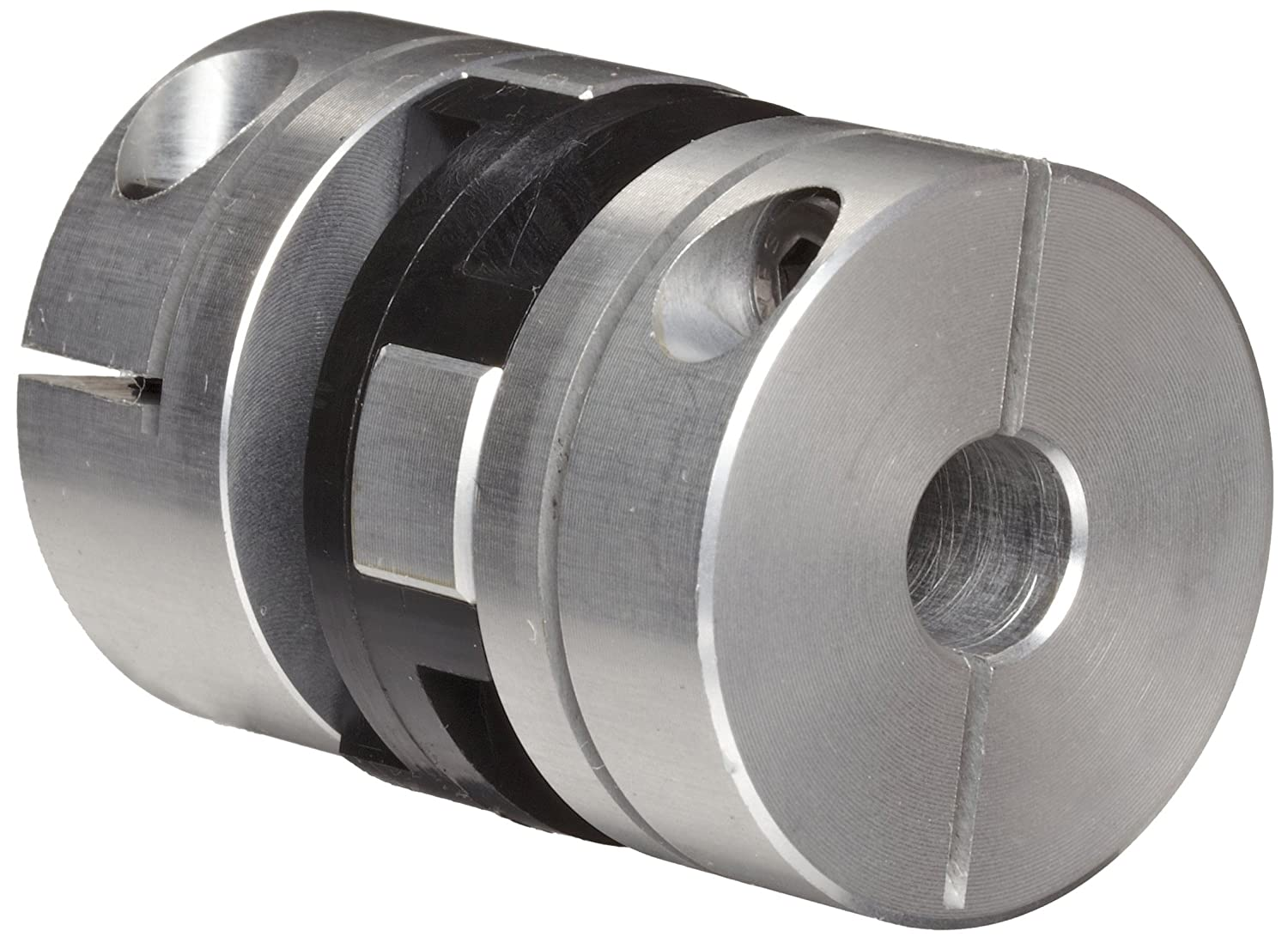 0.197 Bore A 0.51 OD 0.197 Bore B Inch Aluminum 0.63 Length Huco 514H13.2020.Z Size 13 Oldham Coupling