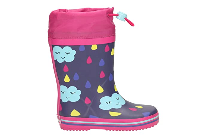 d28c6514 Clarks Tarri Pip Inf Girl's Wellies in Blue Combi 12.5 Blue Combi:  Amazon.co.uk: Shoes & Bags