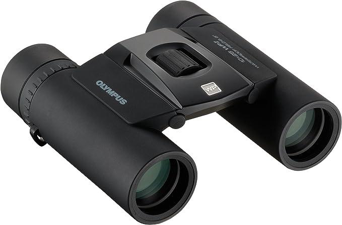 Olympus 10x25 Wp Ii Schwarz Kamera