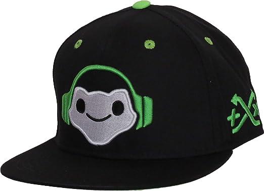Overwatch Snapback Cap (Lucio)  Amazon.co.uk  Clothing 154329da66a