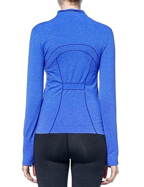 Amazon.com: DISBEST - Chaquetas atléticas para mujer ...