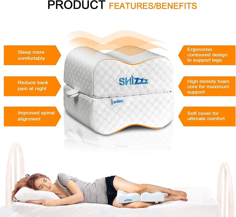 Amazon.com: Shizzz - Almohada ortopédica de espuma ...