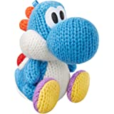 Nintendo Light Blue Yarn Yoshi amiibo