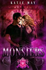 Monsters (Prodigium Academy Book 1) Kindle Edition