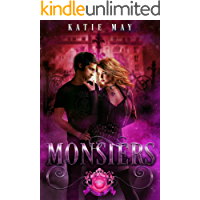 Monsters (Prodigium Academy Book 1) book cover