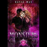 Monsters (Prodigium Academy Book 1) (English Edition)