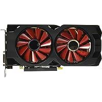 XFX RX-570P8DFD6 Radeon RX 570 8GB GDDR5 - Tarjeta gráfica (Radeon RX 570, 8 GB, GDDR5, 256 Bit, 4096 x 2160 Pixeles, PCI Express x16 3.0)