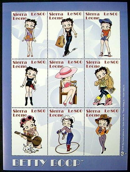 Betty Boop Leg 8.5 x 11 Inches Stencil 523