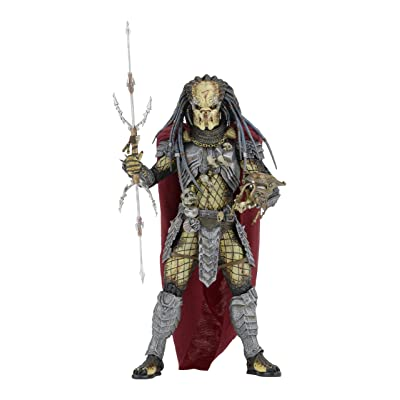 "NECA Predator Series 17 AVP Elder Action Figure, 7"": Toys & Games"