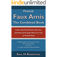 French Faux Amis, The Combined Book