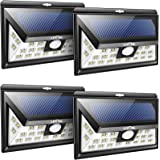 LITOM Original Solar Lights Outdoor, 3 Optional Modes Wireless Motion Sensor Light with 270° Wide Angle, IP65 Waterproof…