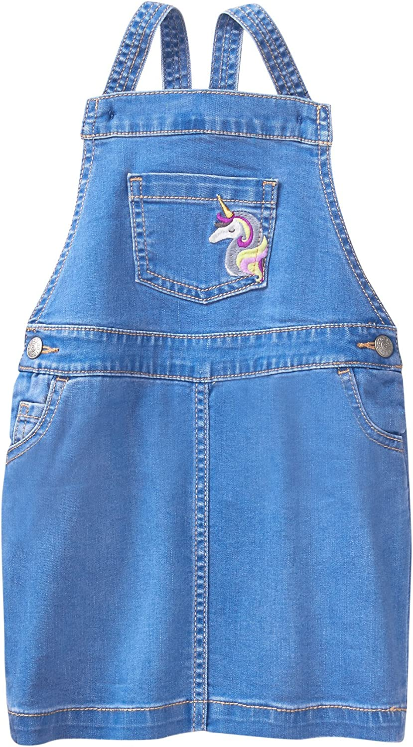 Crazy 8 Girls Toddler Denim Skirtall