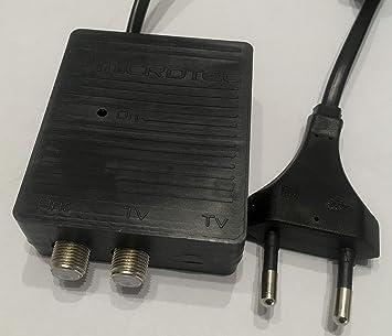 Fuente de alimentación para amplificadores de antena