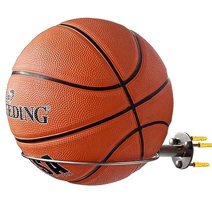 Amazon.com: YYST - Soporte de pared para bolas deportivas ...