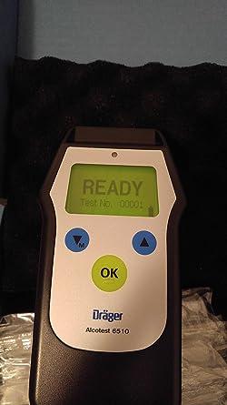 Amazon Com Draeger Drager Alcotest 6510 Alcohol Breath Tester