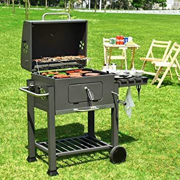 Amazon Com Fashionable Design Barbecue Bbq Charcoal Folding