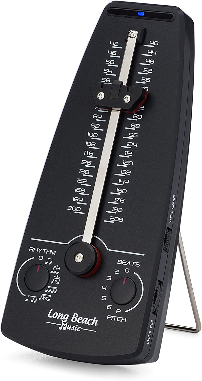 Digital Metronome + Pitch Generator + Rhythm & Beats For Musicians, Piano