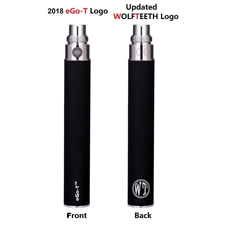Wolfteeth High Power 1100mah Replacement Ego T Shisha Pen Battery