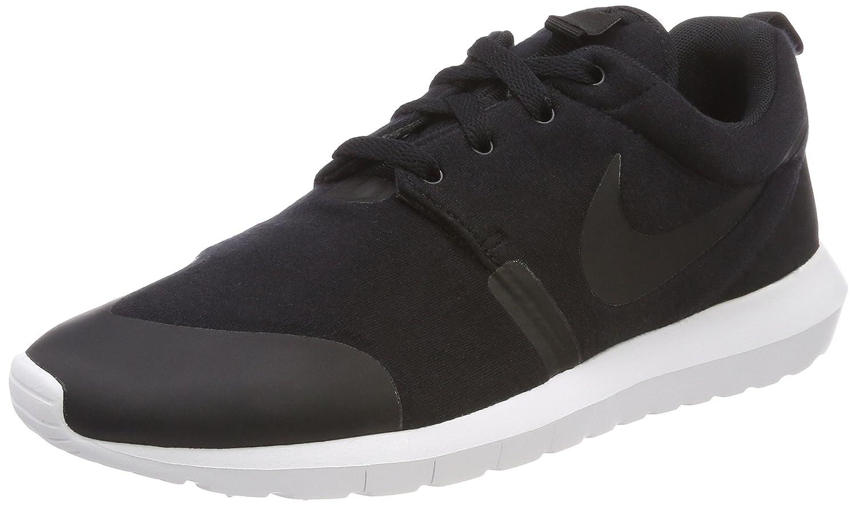 Nike Roshe NM TP, Zapatillas de Running para Hombre 43 EU|Negro (Black / Black-black)