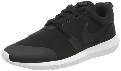 quality design d00bb b2f90 Nike Herren Roshe NM TP Laufschuhe, Schwarz-Noir-Negro (BlackBlack