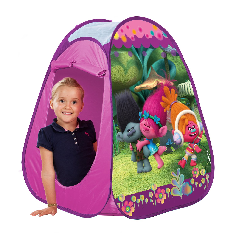 Multicolor Disney John 72554 Pop Up Spielzelt Cars-Kinderzelt Wurfzelt Spielhaus mit gedrucktem Motiv f/ür Kinder