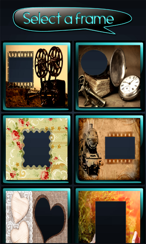 Amazon.com: Vintage Photo Frames: Appstore for Android
