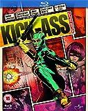 Kick Ass: Reel Heroes edition [Blu-ray][Region Free]