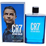 Cristiano Ronaldo Cr7 Play It Cool Edt Spray 3.4 Oz Men, 3.4 Oz