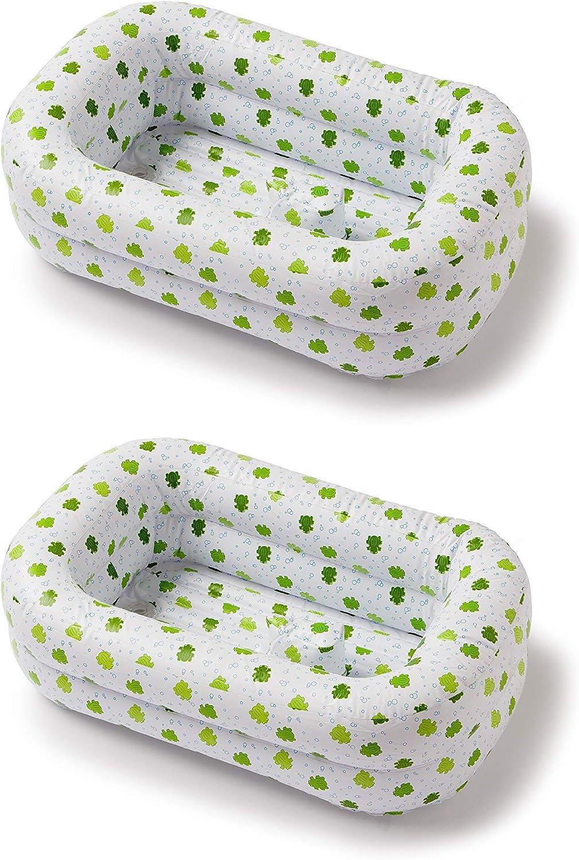 White/Green (2-PACK)