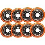 LABEDA WHEELS Roller Hockey GRIPPER ASPHALT HILO 4-76mm Wheels/4-80mm Wheels