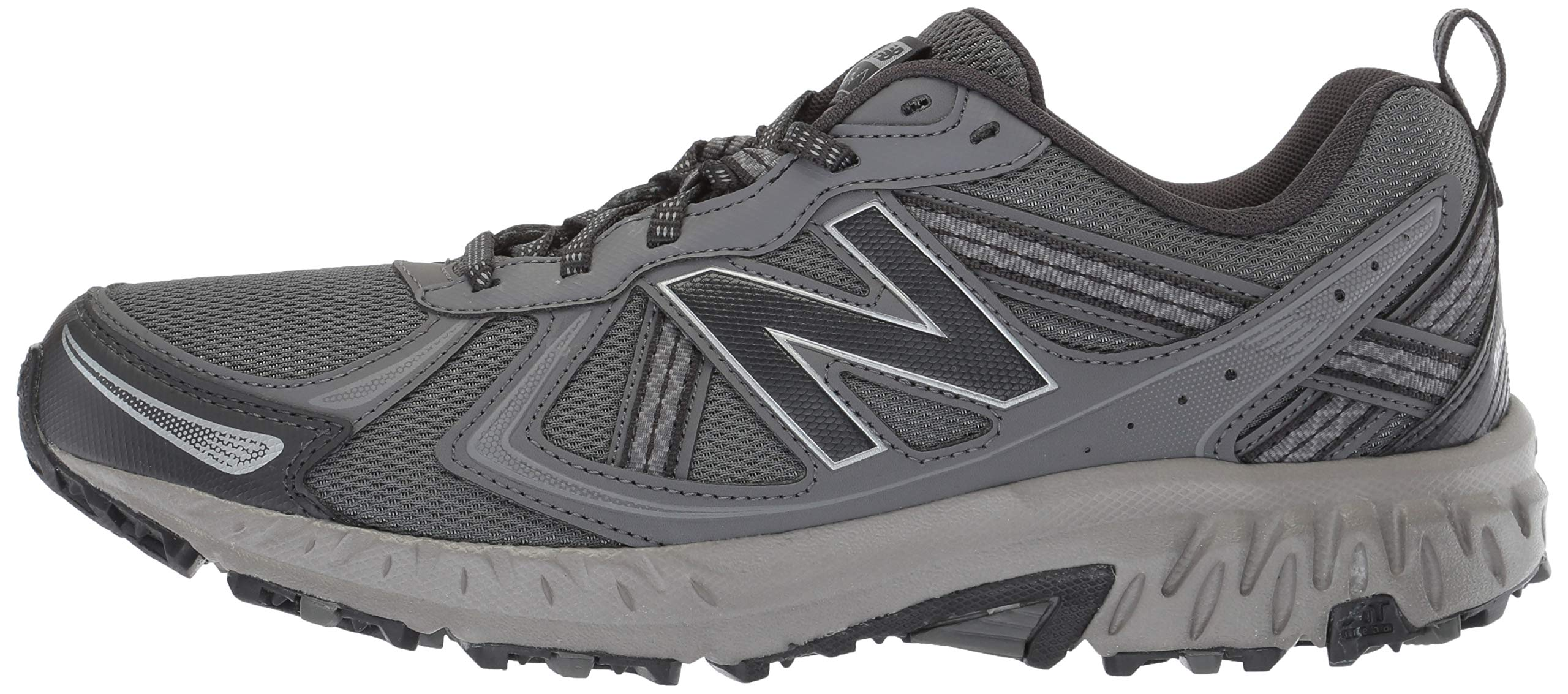 New Balance Men's 410v5 Cushioning Trail Running Shoe, Castlerock/Phantom, 12 D US by New Balance (Image #5)