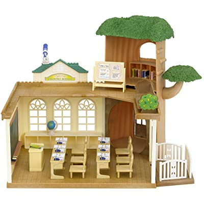 Calico Critters Country Tree School: Toys & Games
