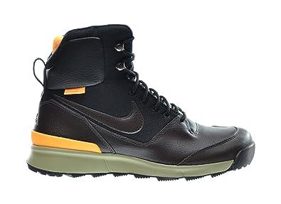 786d3cf860a40 Amazon.com   Nike Stasis ACG Men's Boots Brown/Black-Yellow 616192 ...