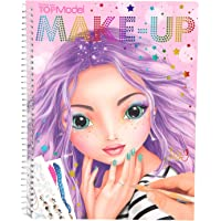 Depesche 10199 Colouring Book Create Your Make Up TOPModel Colourful