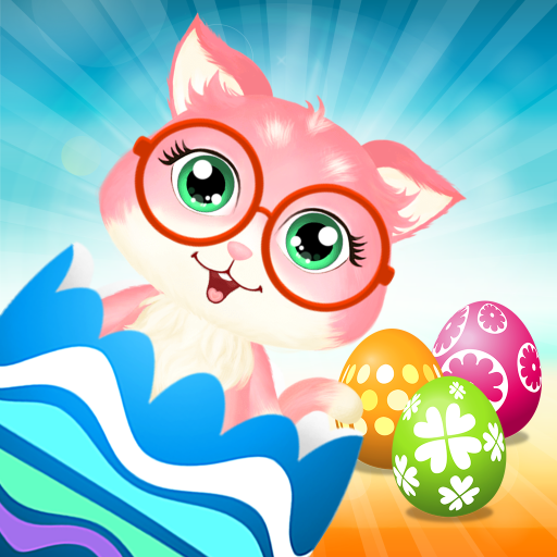 Surprise Eggs for Toddlers : entertaining and educational game for little kids ! FREE