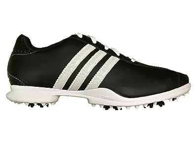 reputable site 5aa75 a9969 Adidas Driver May Damen-Golfschuhe, schwarz  weiszlig, Leder, Golf-