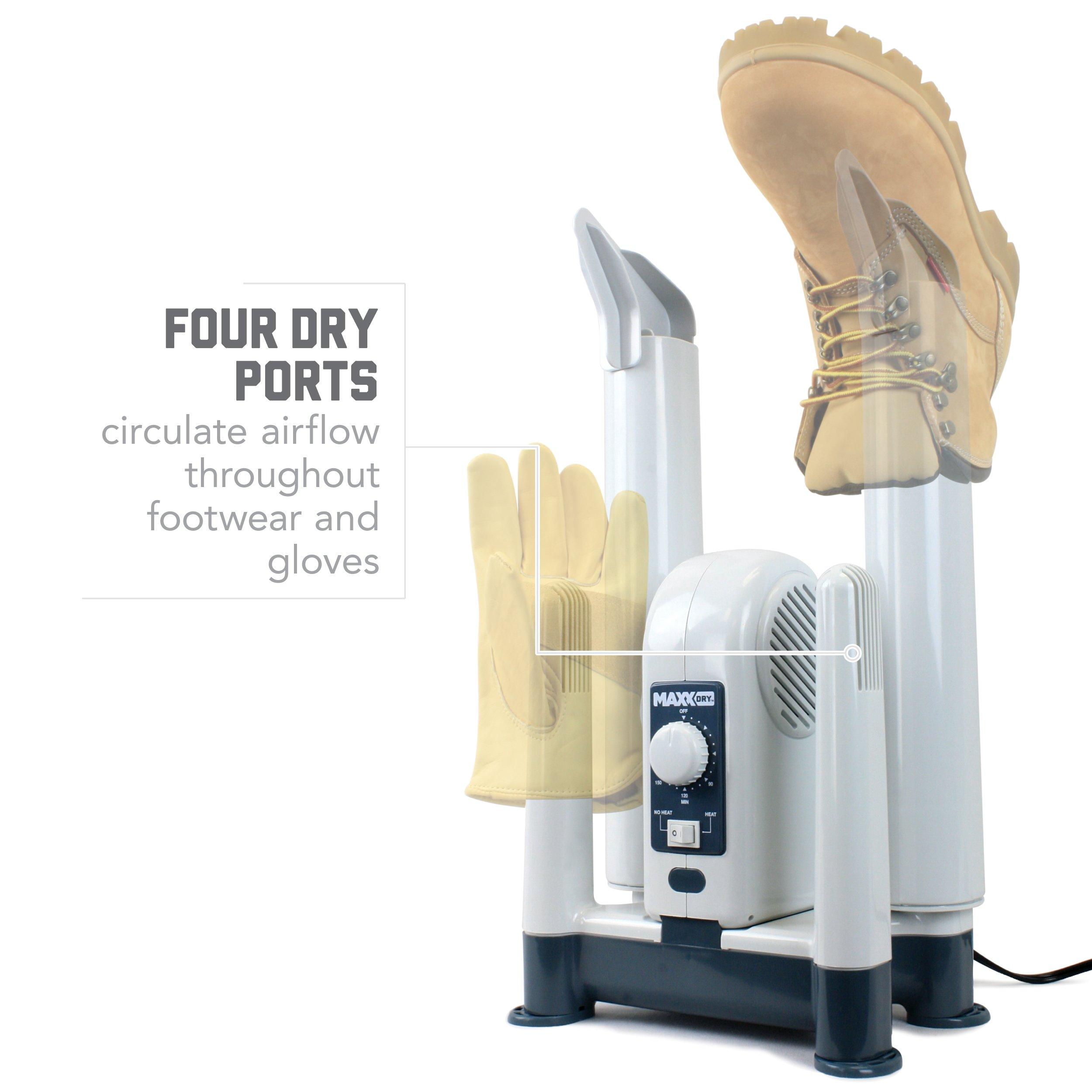 MaxxDry Heavy Duty Boot Dryer, Shoe Dryer, and Glove Dryer by MaxxDry (Image #5)