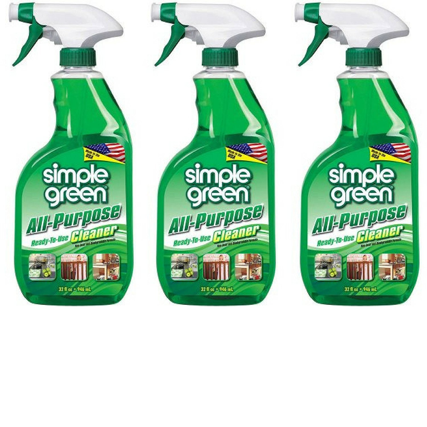 Simple Green All-Purpose Cleaner (3 Pack - 32 fl oz)