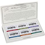 J·R·LIGGETT'S All-Natural 6 Variety Shampoo Bars .65oz. Sampler Pack, Support Strong and Healthy Hair-Nourish Follicles…